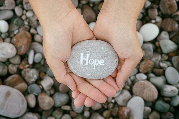Finding Hope and Positivity In Reentry